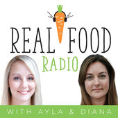Real Food Radio Episode 010: Eating Well While Traveling thumbnail