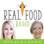 Real Food Radio Episode 013: Postpartum Nutrition & Wellness thumbnail
