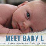 Meet Baby L thumbnail