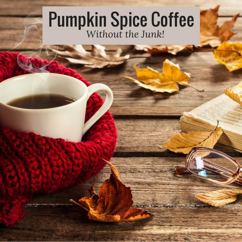Pumpkin Spice Cofee (2)